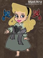 FA Disney Princess Aurora by MaryBellamy