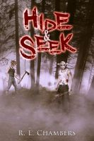 Hide and Seek Book Cover by Raine17