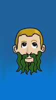 Bearded Kelp logo by Miltonholmes