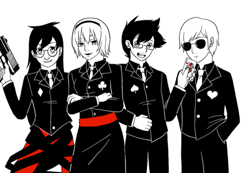 The Other Midnight Crew by FamoKrishina