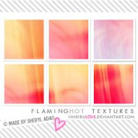 Icon Textures: Flaming Hot by shirirul0ve