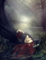 Black Veil of Night by Celtica-Harmony