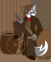 Outlaw by BlackWingedHeart87