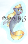 Sea Derpy by kittyocean