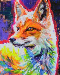 Fox Colors by ChipWhitehouse