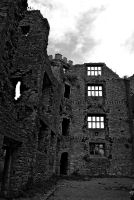 Mallow Castle Ruins by wafitz