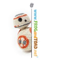BB8 with Falcon - FROGandTOAD Creations by FROG-and-TOAD