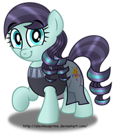 Coloratura button design by AleximusPrime