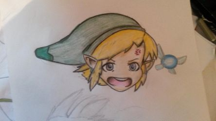 Chibi Link - LOZ by mwh2000