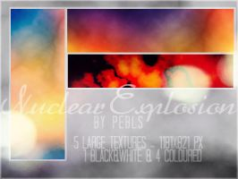 Textures: Nuclear Explosion by Pebls