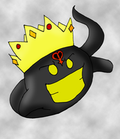 KH Boss King Boo Heartless by Ruthos