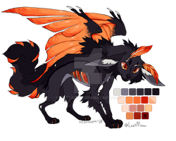 : NYP - PAYPAL : Feline Adopt  : SOLD : by LostMoun