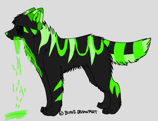Toxic Breedable~Cheap and Open ~ by alliekittycat