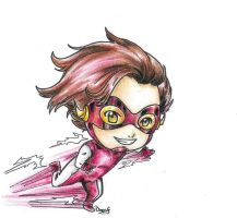 Bart Allen Impulse by Shaman-kiD