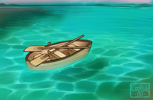 boat #2 by Cootsik