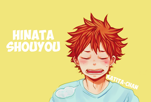 Hinata shouyou by springkolors