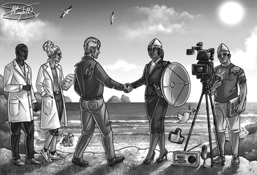 The Effective Scientist: Media by ReneCampbellArt