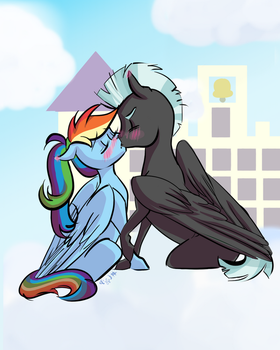 First Love by Paris-the-Platypus