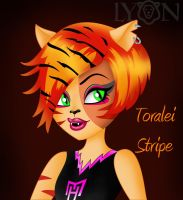 Toralei Stripe by TheBig-ChillQueen