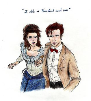 The Doctor's Wife by LunaHermione