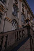 Stairs of Nymphenburg by SymphonicA19
