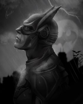 batman by anivento