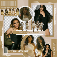 Pack Png: Fifth Harmony #407 by MockingjayResources
