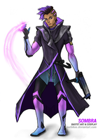 SOMBRA by nurbikee