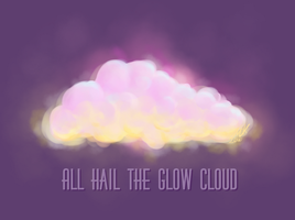 Glow Cloud by MegBuns
