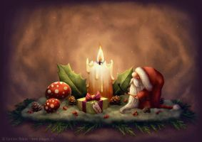 Light a Candle by Ploopie