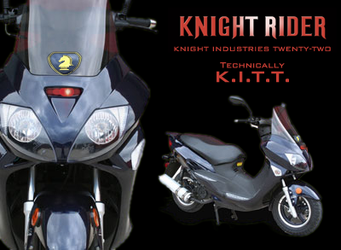 Knight Industries Twenty-Two by Dragavan