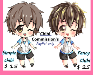 Commissions are OPEN! ^-^ by RavenMomoka
