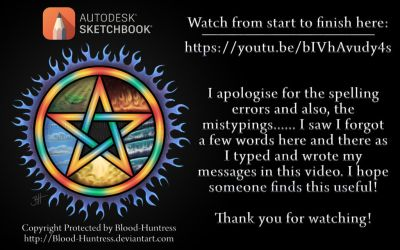 Pentacle 2017-10-05 by Blood-Huntress