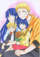 Naruto Family by Shiro021