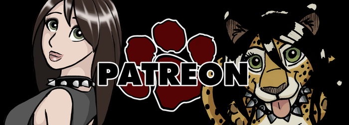 I now have a Patreon!! by shiverz