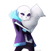 SANS- underlust by Small-leaf-v