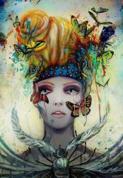 Metamorphose by PixieCold