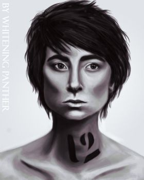 Zemfira by WhiteningPanther