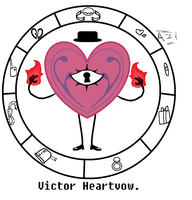 Victor Heartvow by theartisan2