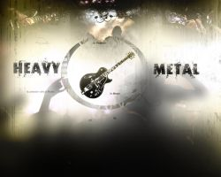 Heavy Metal by blackriderrom