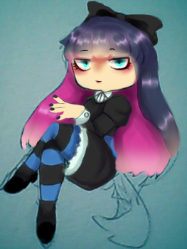 Stocking by SiorcShark