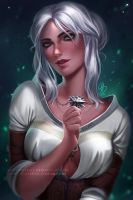 Ciri by OlchaS