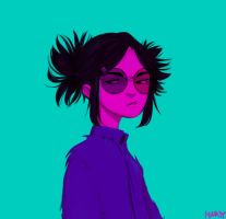 Noodle by Alhane