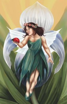 FaeriePrincessSummer by GreenGosselin