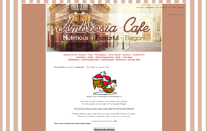 Ambrosia Cafe by sugarnote