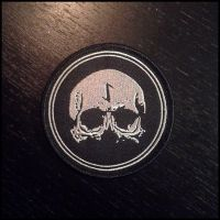 Skull rune patch by torvenius