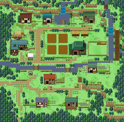 First Town by KingsCourtGames