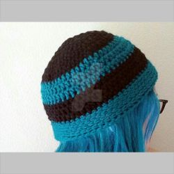 Fitted Beanie by Soleil-Radieux