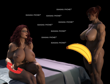 Moxy and Alison Preview #2 by MoxyDoxy