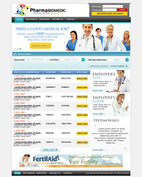Pharma layout contest by NicaChristian